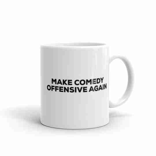 Make Comedy Offensive Again - MUg