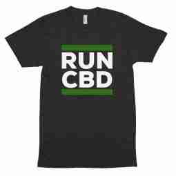 RUN CBD T-Shirt