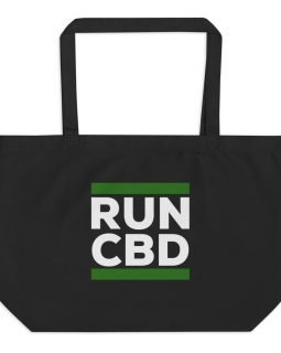 Run CBD tote bag
