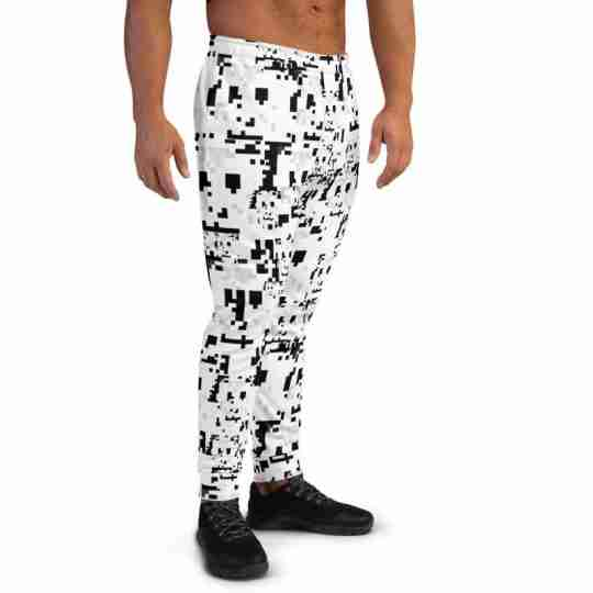 Anti Face Recognition Pants joggers