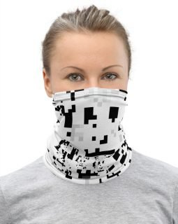 Anti Face recognition face mask