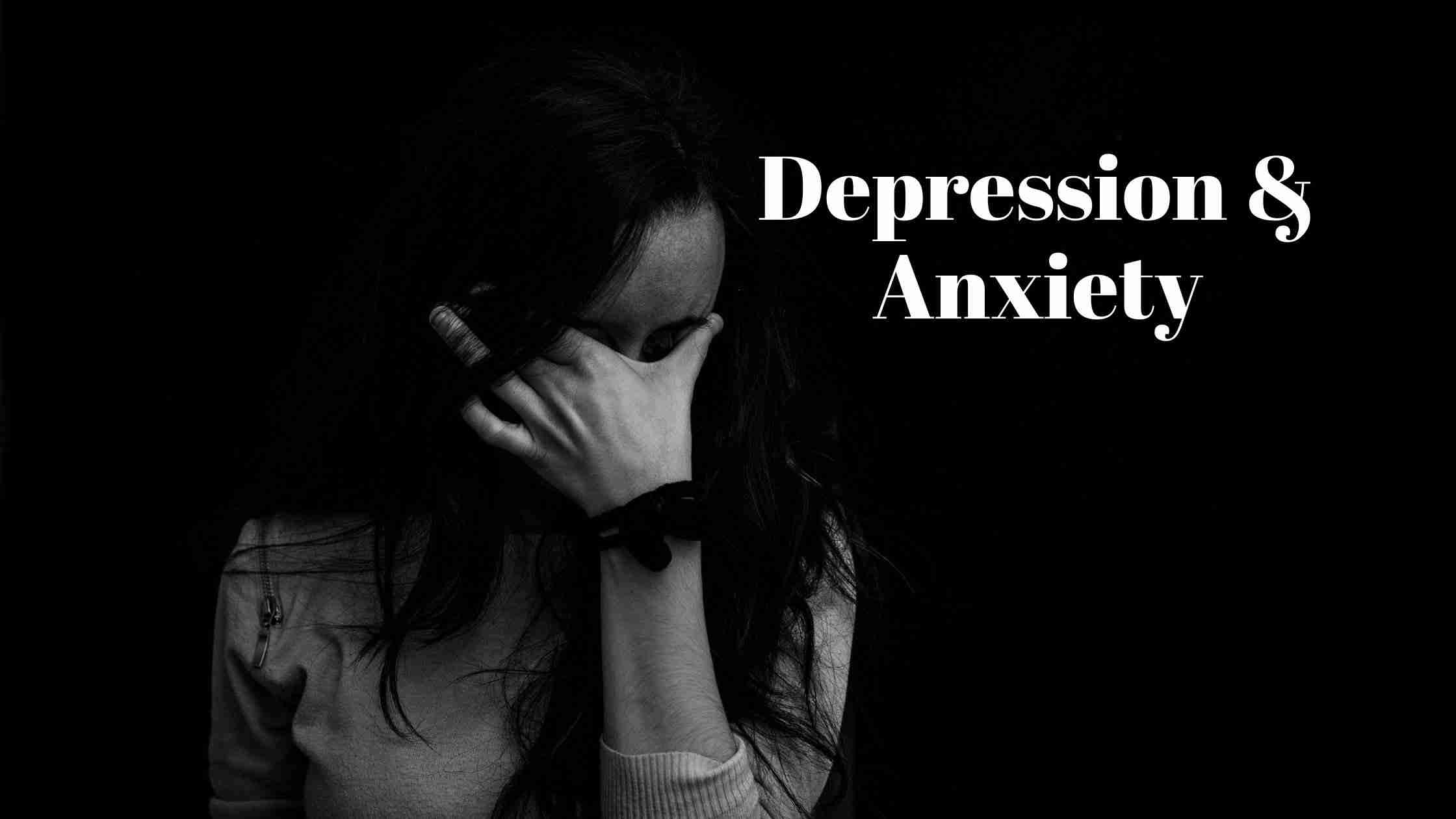 CBD for depression and anxiety