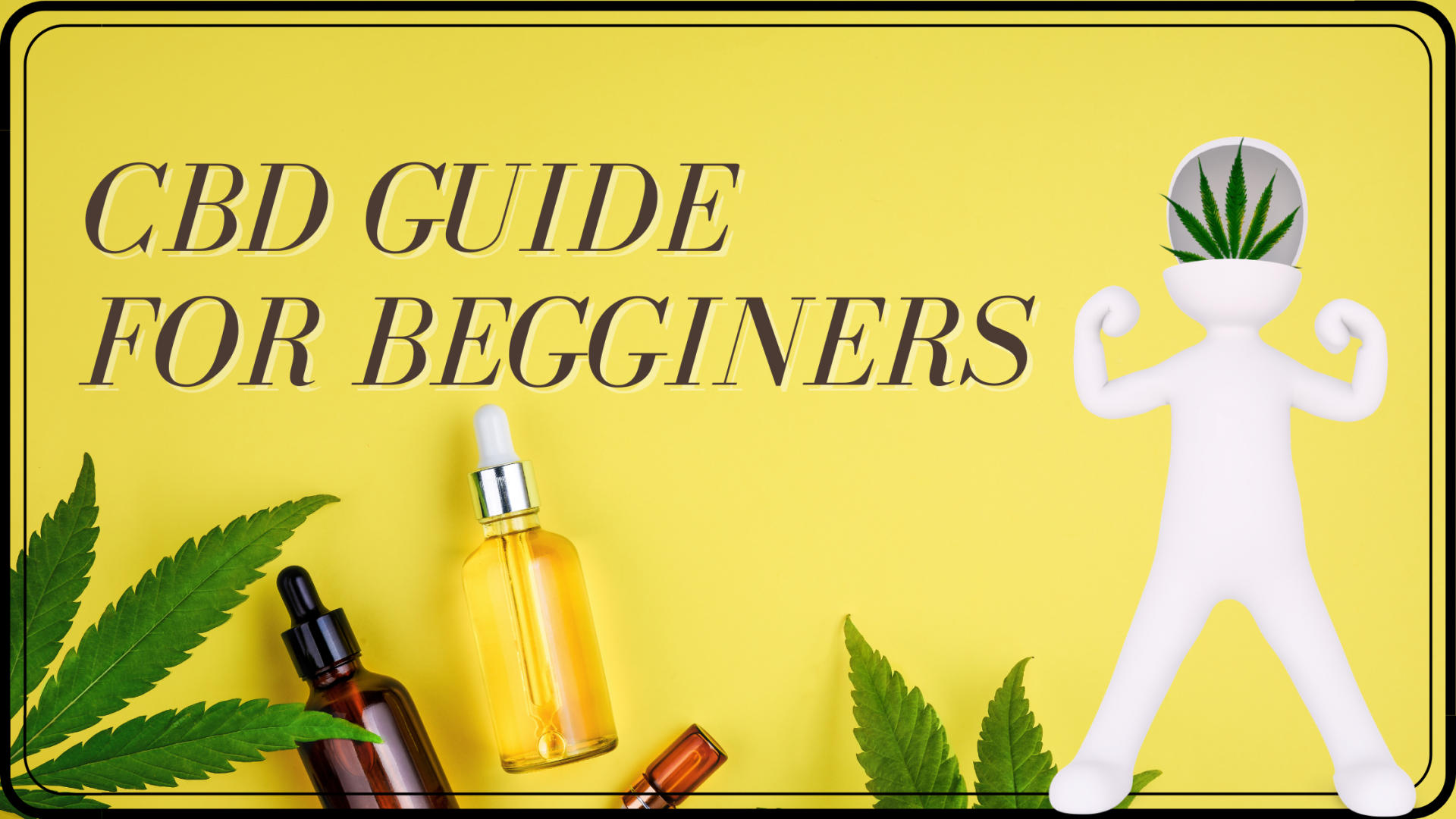 CBD guide for beginners - What is CBD