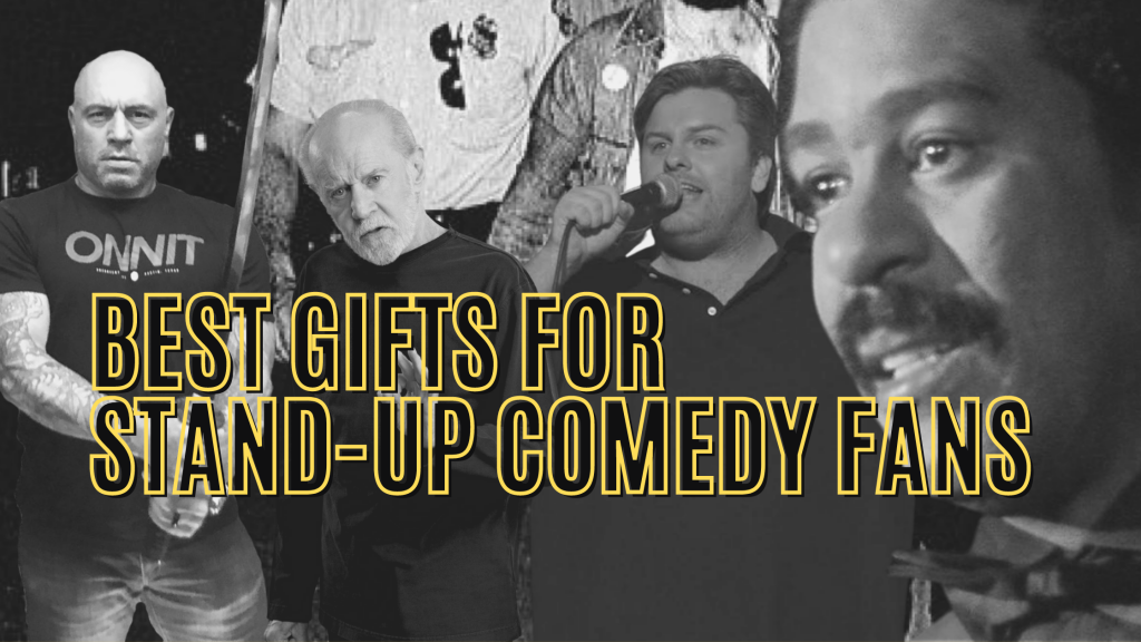 Best Comedy Gifts for stand up comedy fans