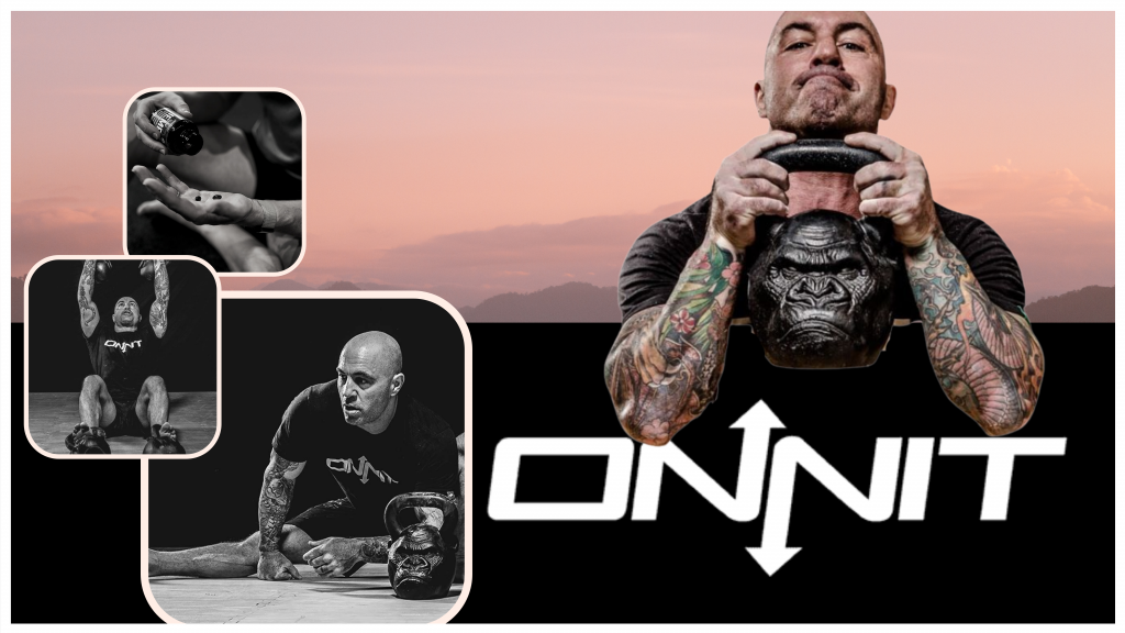 Best Onnit Products and free trials - Joe Rogan Onnit. Alpha Brain, Kettlebells