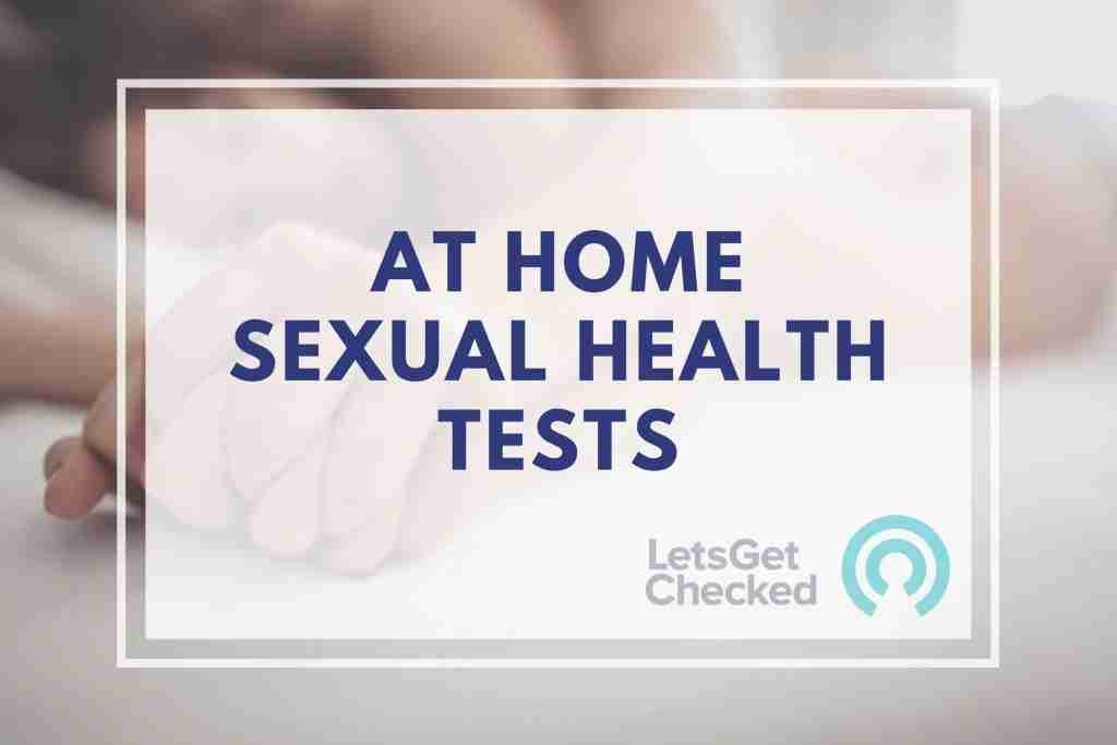 LetsGetChecked discount - At Home Sexual Health Tests