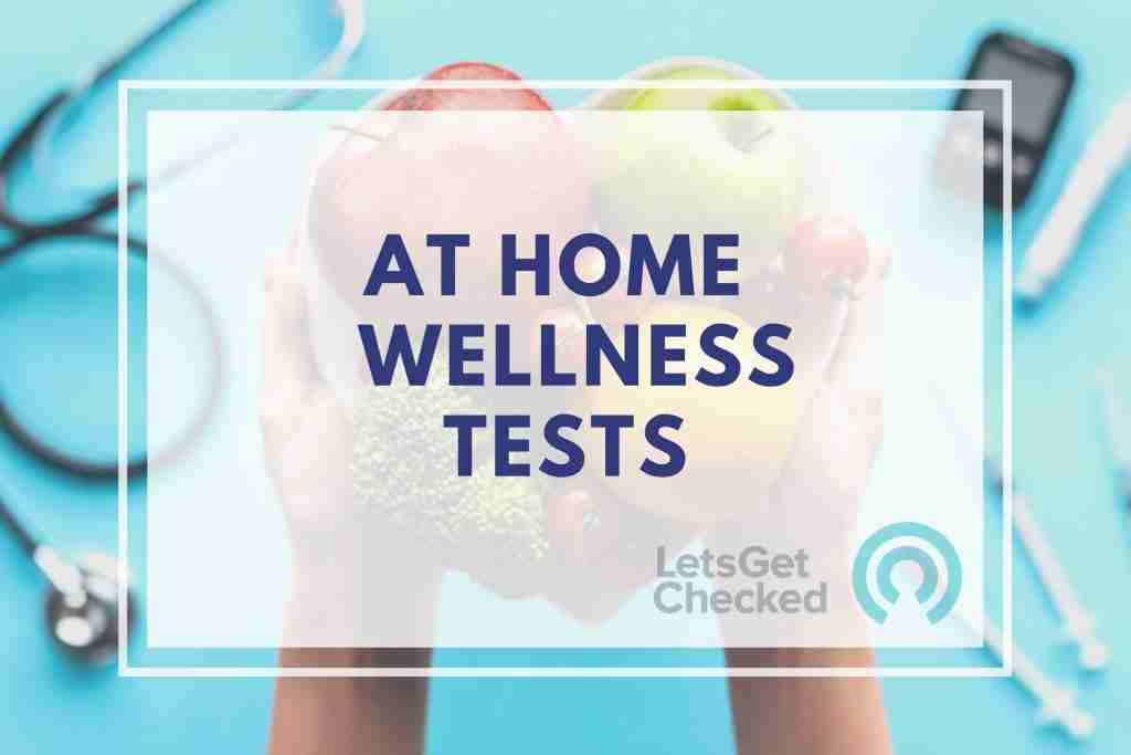LetsGetChecked Discount - At Home Wellness Tests