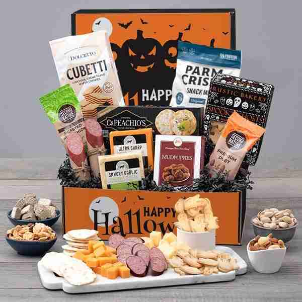 Haunted-Halloween-Care-Package-Meat-Cheese_large (1) - Haunted Halloween Care Package - Meat & Cheese