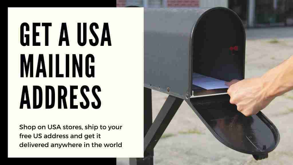 How to get a US mailing address
